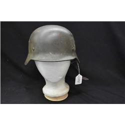Vintage German military helmet
