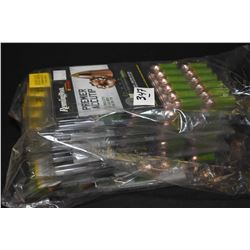 Bag Lot : Eight Packages ( 24 rnds per ) Rem UM Ignition System .50 Cal 250 Grain Ammo Retail $ 34.9