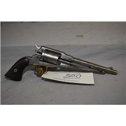 Restricted - Remington Model New Model Navy ? .38 Center Fire Conversion Cal 6 Shot Revolver w/ 190