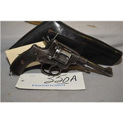 Restricted - Nagant ( Russian ) Model 1895 Dated 1909 7.62 MM Nagant Cal 7 Shot Revolver w/ 114 mm b
