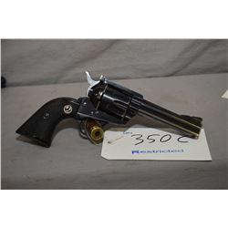 Restricted Ruger Blackhawk .357 mag cal. 6 shot single action revolver w/117mm bbl. [blued finish, f
