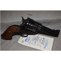 Restricted - Ruger Model New Model Blackhawk .357 Mag Cal 6 Shot Revolver w/ 117 mm bbl [ blued fini