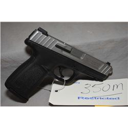 Restricted - Smith & Wesson Model SD 40 VE .40 S & W Cal 10 Shot Semi Auto Pistol w/ 107 mm bbl [ st