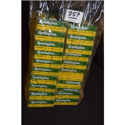 Bag Lot : Twenty Boxes ( 5 rnds per ) Rem .12 Ga 3  Triple 000 Buck Shot Shells Retail $ 7.00 - $ 9.