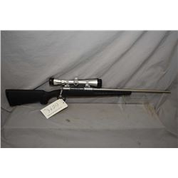 Savage Axis .308 Win cal. mag fed, bolt action rifle w/ 22  bbl. [ stainless steel barrel and receiv