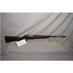 "Browning A-Bolt III Comp. Stkr. .243 Win cal. mag fed, bolt action rifle w/ 22"" bbl. [ blued barrel,"
