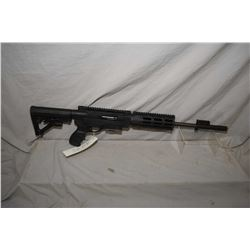 "Remington Model 597 .22 LR only, mag fed semi-automatic rifle w/ 20"" bbl. [ Archangel 5.97 tactical"