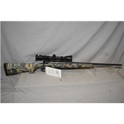 "Savage Model Axis .270 Win Cal Mag Fed Bolt Action Rifle w/ 22"" bbl [ blued finish, no sights, but f"