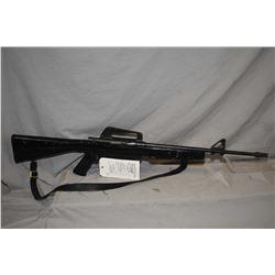 """Kassnar Model 116 Mk 1 .22 LR Cal Mag Fed Semi Auto Rifle w/ 18 1/4"""" bbl [ blued finish, barrel sigh"""