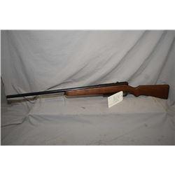 "Stevens Model 58 .12 Ga Mag Fed Bolt Action Shotgun w/ 26"" bbl [ blued finish starting to fade, plai"