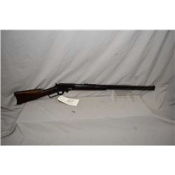 """Marlin Model 1893 .38 - 55 Cal Lever Action Rifle w/ 25 1/4"""" shortened bbl and mag tube [ black pain"""