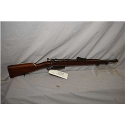 Belgian Mauser Model 1889 Carbine ? 7.65 x 53 Mauser Cal ? Bolt Action Full Wood Military Carbine w/