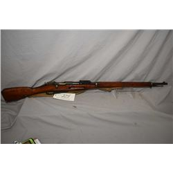 Mosin - Nagant Model 1891/ 30 ? Dated 1941 7.62 x 54 R Cal Full Wood Military Bolt Action Rifle w/ 3