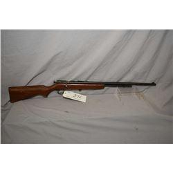 Cooey Model 60 .22 LR Cal Tube Fed Bolt Action Rifle w/ 24  bbl [ blued finish, barrel sights, vario