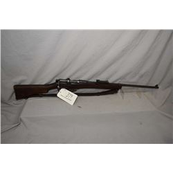 Lee Enfield ( Sht Le ) Dated 1916 Model No 1 Mark III* .303 Brit Cal Mag Fed Bolt Action Sporterized
