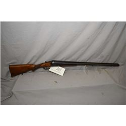 "Gorosabel ( Spain ) Model "" Goro "" .12 Ga Side by Side Hammerless Shotgun w/ 28"" bbls [ blued finish"
