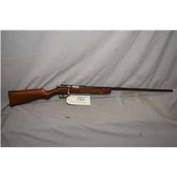 Manu - Arm ( France ) Model Smooth Bore .9 MM Flobert Shot Cal Single Shot Bolt Action Shotgun w/ 25