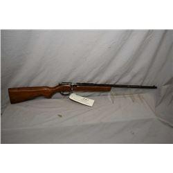 "Cooey Model 39 .22 LR Cal Single Shot Bolt Action Rifle w/ 22"" bbl [ painted black finish, barrel si"