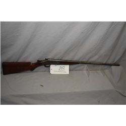 Harrington & Richardson Model Single Barrel .44 Shot Cal Break Action Shotgun w/ 25  bbl [ traces of