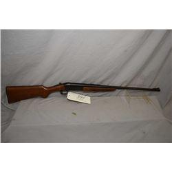 "Savage Model 219 C .30 - 30 Win Cal Single Shot Break Action Rifle w/ 26"" bbl [ fading blue finish,"