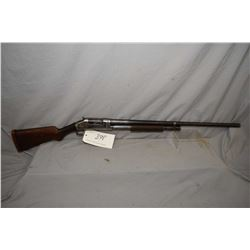"Winchester Model 1897 .12 Ga Pump Action Shotgun w/ 30"" bbl [ fading blue finish turning grey in som"