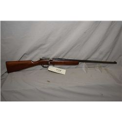 "Cooey Model Cooey .25 Rimfire Cal Single Shot Bolt Action Rifle w/ 24"" bbl [ blued finish, barrel si"