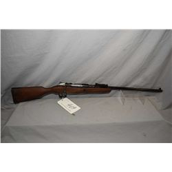 "Spanish Mauser Model Sporterized 7.62 Cal Bolt Action Sporterized Rifle w/ 22"" bbl [ painted blue fi"