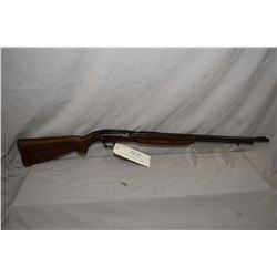 "J.C.Higgins ( Sears Roebuck & Co ) Model 31 .22 LR Cal Tube Fed Semi Auto Rifle w/ 24"" bbl [ fading"