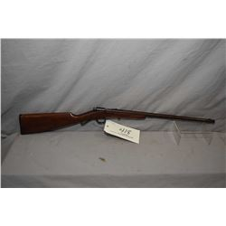 "Winchester Model 1902 .22 Short & Long ONLY Cal Single Shot Bolt Action Rifle w/ 18"" bbl [ faded blu"