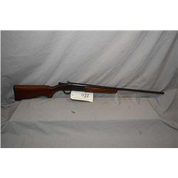 "Sure Shot Model Single Barrel .410 Ga Break Action Shotgun w/ 26"" bbl [ fading blue finish, plain pi"