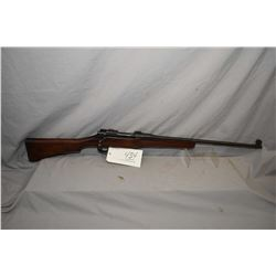 Enfield Model Pattern 1914 .303 Brit Cal Bolt Action Sporterized Rifle w/ 24  bbl [ fading blue fini