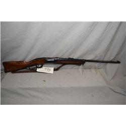 "Savage Model 1899 .303 Sav Cal Lever Action Rifle w/ 26"" bbl [ fading blue finish, barrel sights, fa"