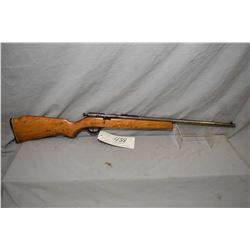 "Cooey Model 39 .22 LR Cal Single Shot Bolt Action Rifle w/ 22"" bbl [ polished finish, missing the bo"