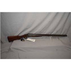 "LeFever Arms Model Nitro Special .12 Ga Side By Side Hammerless Shotgun w/ 30"" bbls [ fading blue fi"