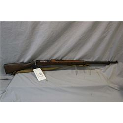 Mauser ( Oviedo ) Model 1898 Spanish Rifle Dated 1910 .7 MM Mauser Cal Full Wood Bolt Action Militar