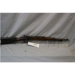 Mauser ( Loewe & Co. ) Model 1896 Orange Free State Carbine .7 MM Mauser Cal Full Wood Military Bolt
