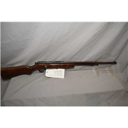 Cooey Model 60 .22 LR Cal Tube Fed Bolt Action Repeater Rifle w/ 24  bbl [ fading blue finish turnin