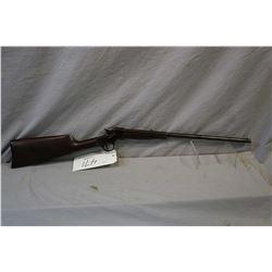 "Stevens Model Crack - Shot .32 - Short Rimfire Cal Single Shot Falling Block Rifle w/ 20"" part octag"