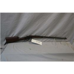 "Stevens Model Favorite .32 Long Rimfire Cal Single Shot Falling Block Rifle w/ 22"" part octagon bbl"