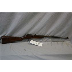 "Eatonia Model Single Shot .25 Rimfire Cal Single Shot Bolt Action Rifle w/ 18"" bbl [ fading blue fin"
