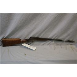 "Paige - Lewis Model A - Target .22 LR Cal Single Shot Rolling Block Rifle w/ 20"" bbl [ fading blue f"