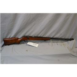 Marlin Model 81 - DL .22 LR Cal Tube Fed Bolt Action Rifle w/ 24  bbl [ fading blue finish, back bar