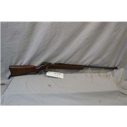 "Harrington & Richardson Model 865 Plainsman .22 LR Cal Mag Fed Bolt Action Rifle w/ 24"" bbl [ blued"