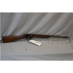 "Savage Model 1912 .22 LR Automatic Cal Mag Fed Semi Auto Rifle w/ 20"" bbl [ fading blue finish, turn"