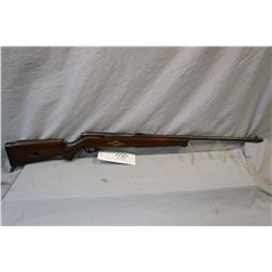 "Mossberg Model 151 K .22 LR Cal Tube Fed Semi Auto Rifle w/ 24"" bbl [ fading blue finish turning bro"