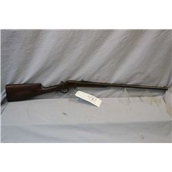 "Hopkins & Allen Model 925 .25 Stevens Long Rimfire Cal Single Shot Falling Block Rifle w/ 24"" bbl ["