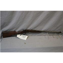 "Stevens Model 1915 Favorite .32 Long Rimfire Cal Falling Block Single Shot Rifle w/ 22"" part octagon"