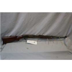 "Remington Model 14 .32 Rem Cal Pump Action Tube Fed Rifle w/ 22"" bb l [ patchy blue finish, faded to"