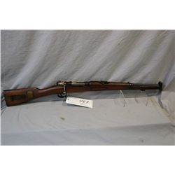 Mauser ( Carl Gustaf ) Model 1894 Swedish Carbine 7.62 Nato Cal Full Wood Military Bolt Action Carbi