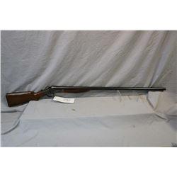 "Stevens Model Dreadnaught .12 Ga Cannon Breech Break Action Shotgun w/ 36"" bbl [ blued finish, case"